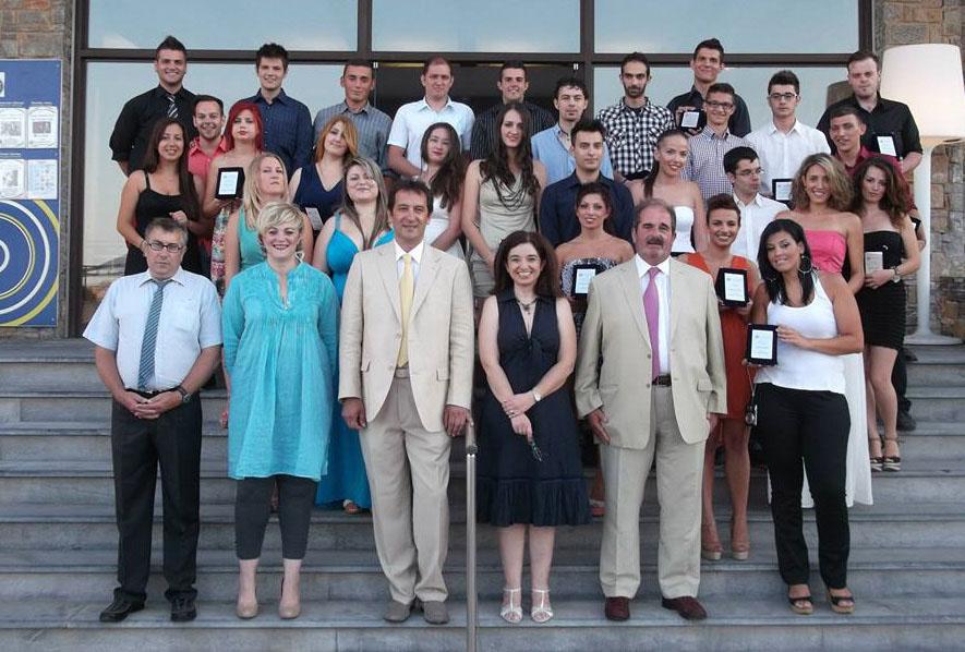 ΑΣΤΕΚ - Ανώτερη Σχολή Τουριστικής Εκπαίδευσης Κρήτης - Απόφοιτοι