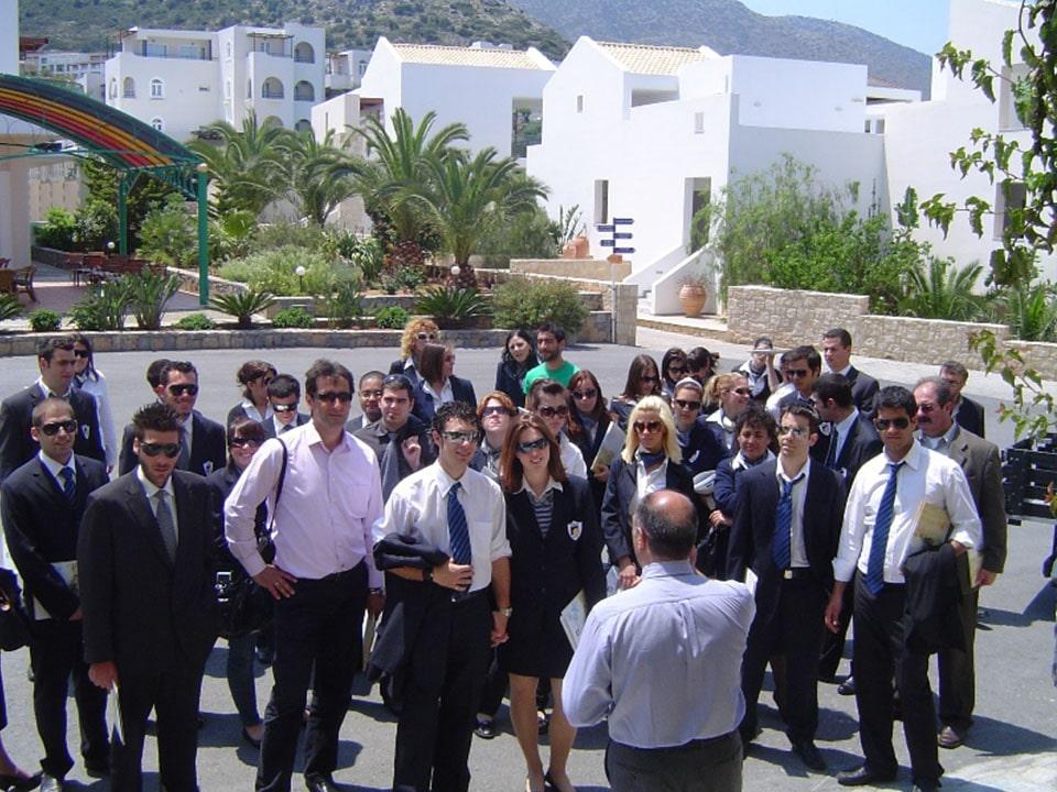 ΑΣΤΕΚ-Ανώτερη-Σχολή-Τουριστικής-Εκπαίδευσης-Κρήτης-Καθηγητές-Φοιτητές