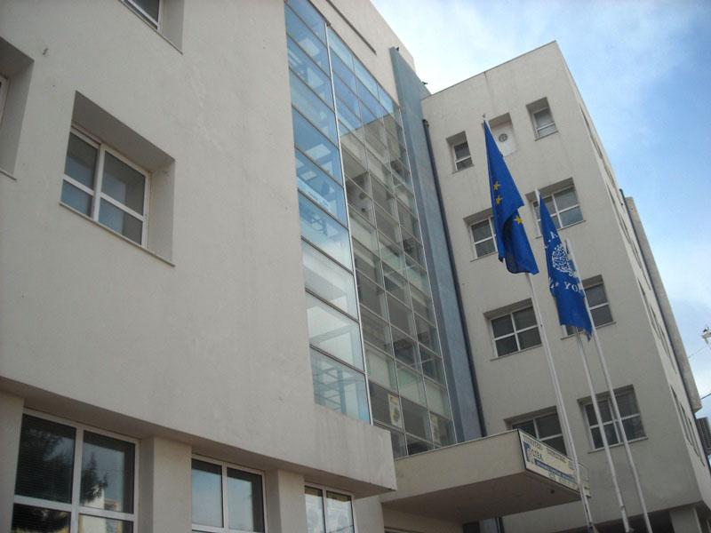 ΑΣΤΕΚ-Ανώτερη-Σχολή-Τουριστικής-Εκπαίδευσης-Κρήτης - Κτίριο